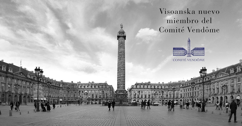 Visoanska nuevo miembro del Comité Vendôme